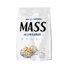 MASS Acceleration – 1000g